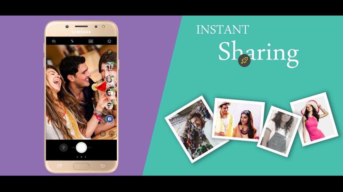 Edit, Share, Discover: Social Camera Reduces Gap between