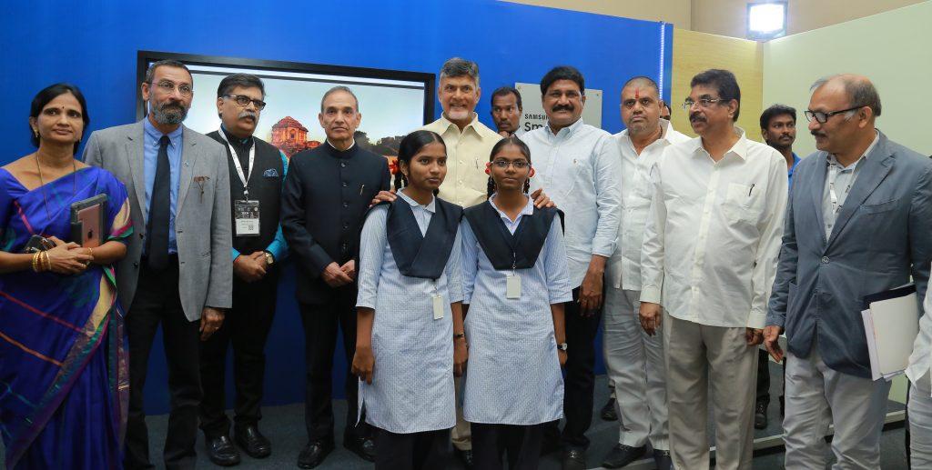 Samsung India & UNESCO pact