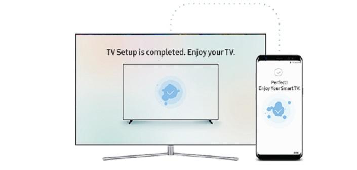 Samsung's 2018 Smart TV Designed Around Your Life – Samsung