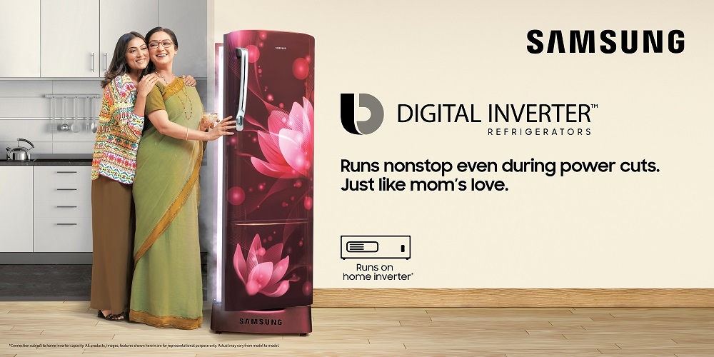 Conceptualised By Cheil The Digital Campaign Film Shows A Modern Young Evolved Working Woman Gifting Her Mother Refrigerator That Runs On Both