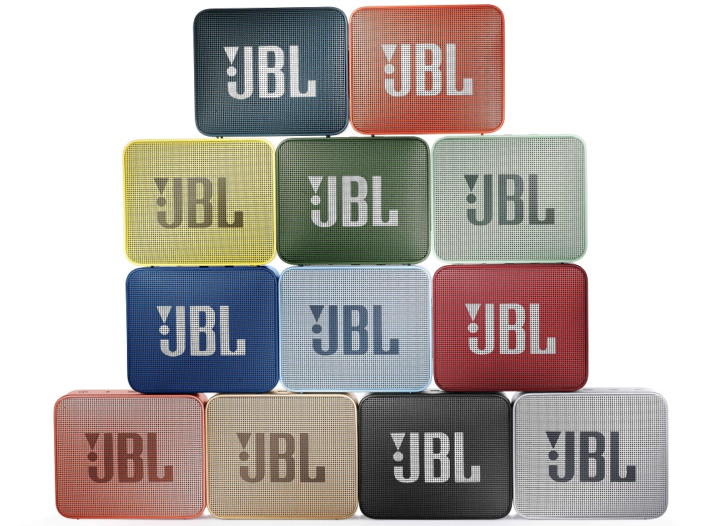 Harman Launches Jbl Go 2 A Fully Waterproof And Highly Portable Bluetooth Speaker In India Samsung Newsroom India