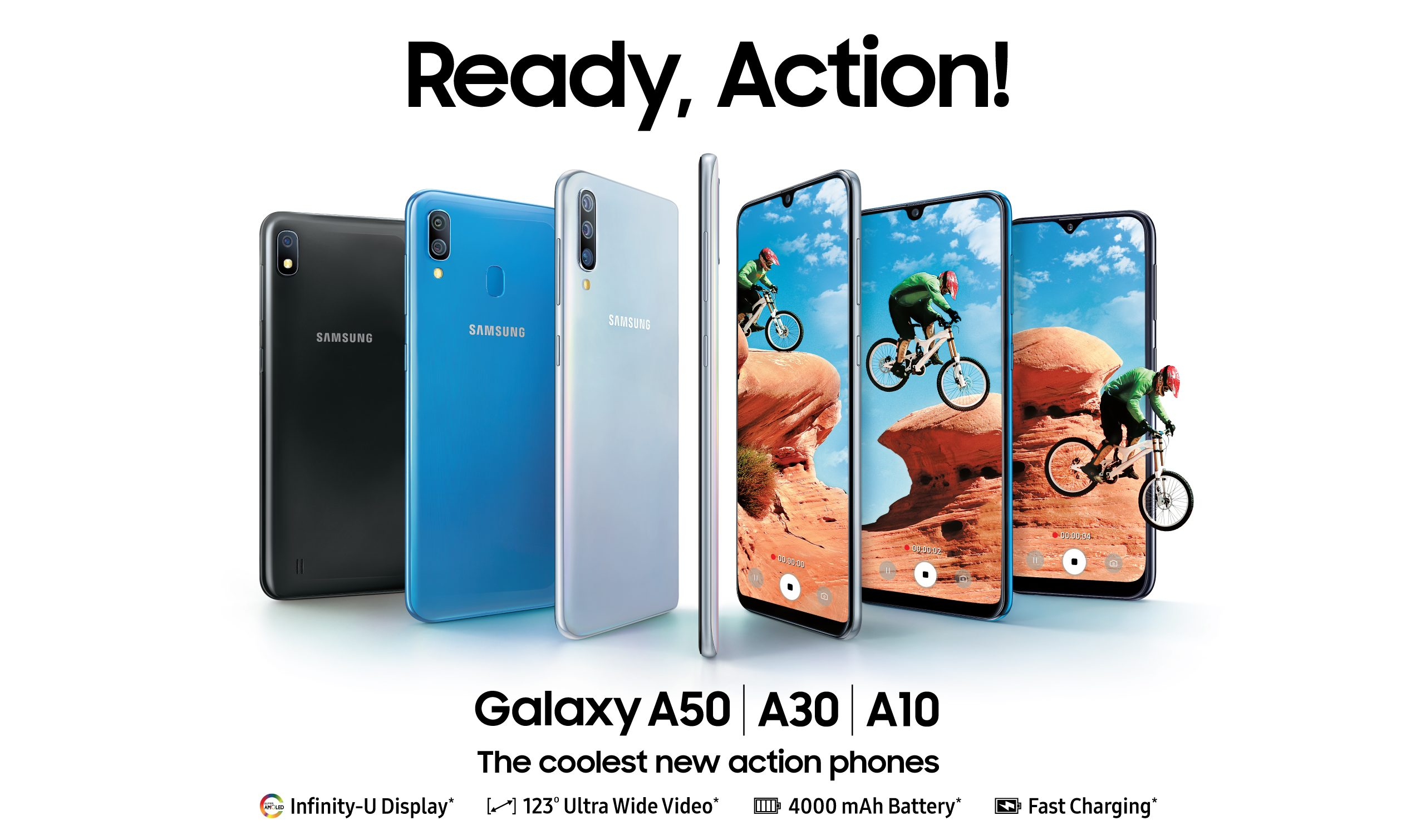 Samsung India Announces New Galaxy A Designed for the Way We