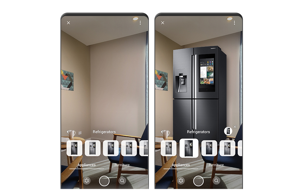 How to Use AR on the Galaxy S10 to Find the Perfect Appliances for Your Home 2
