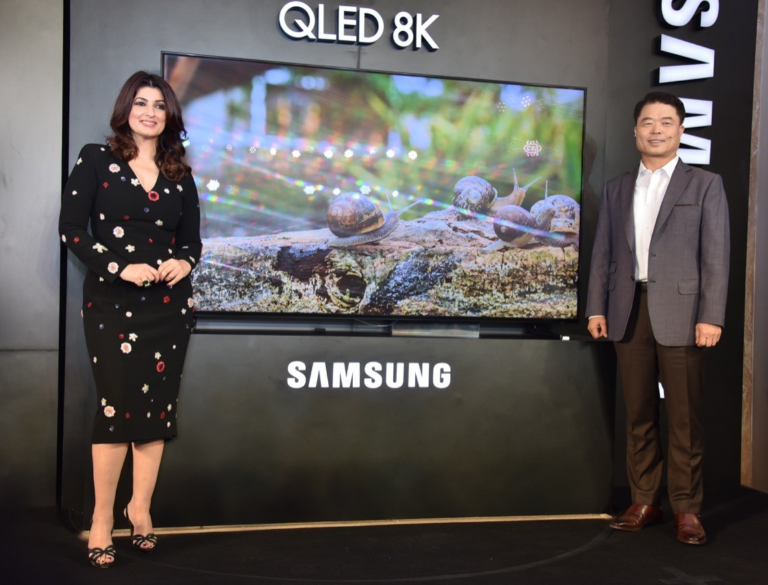 Samsung Brings World's First QLED 8K TV to India, This Ultra-Premium