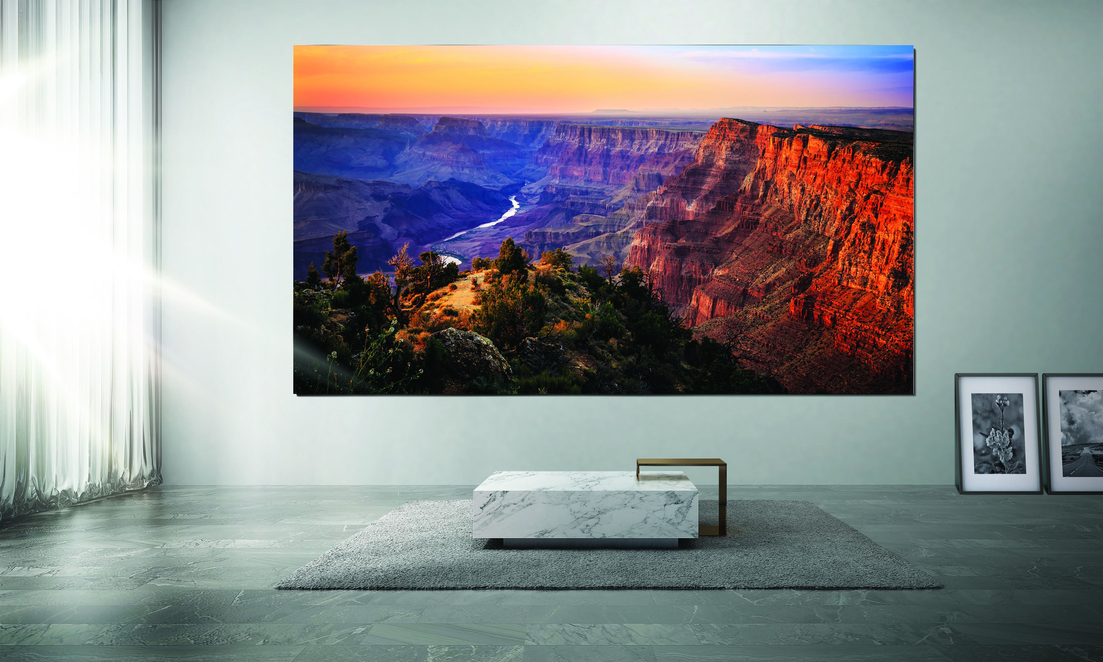 Samsung Introduces The Wall World S Most Spectacular Large Format Microled Display For A Luxurious Viewing Experience Samsung Newsroom India
