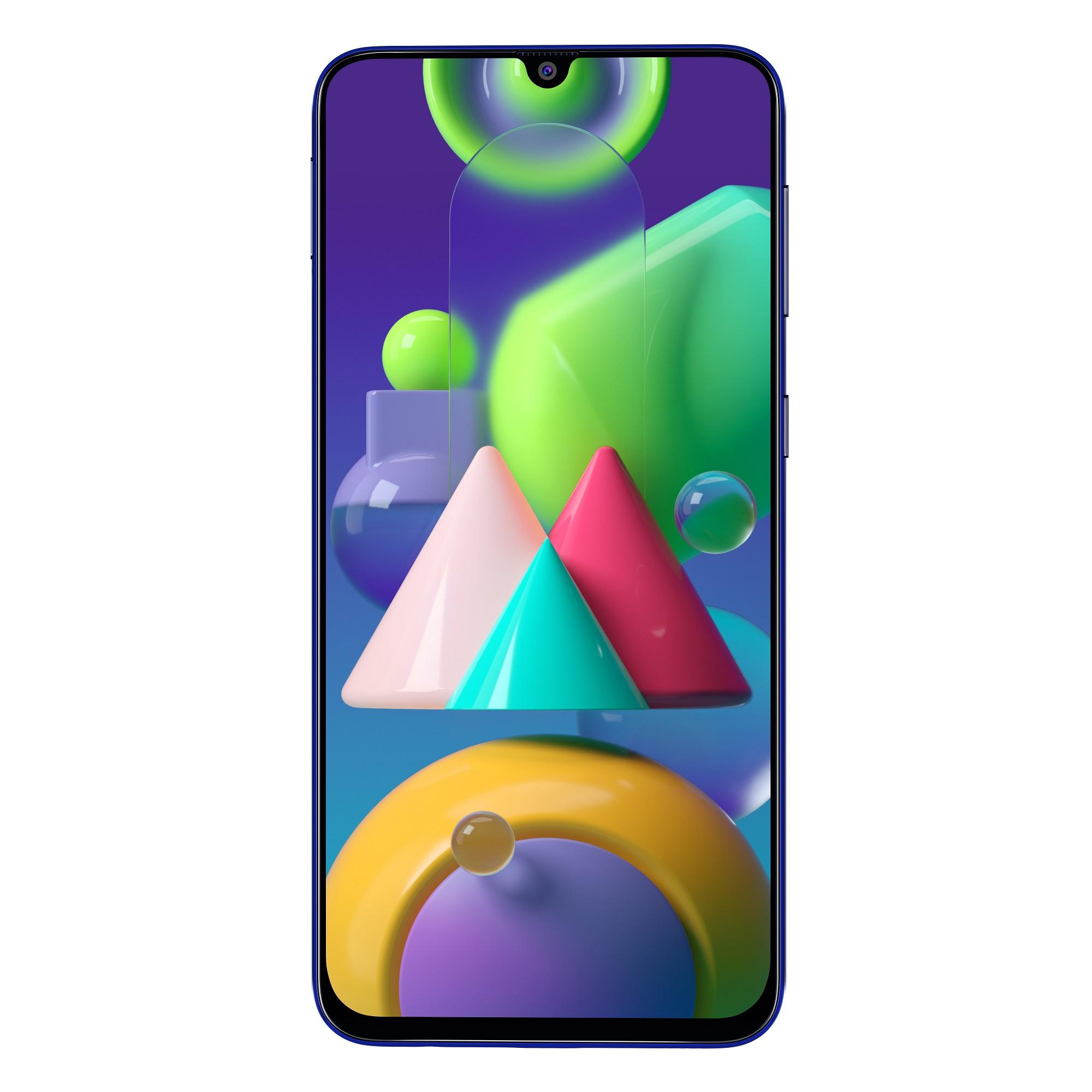 Samsung Launches Wattamonster Galaxy M21 With 6000mah Battery 48mp Camera And Samoled Display Samsung Newsroom India