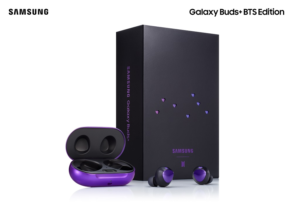 Samsung To Open Pre Booking For Bts Editions Of Galaxy S20 Galaxy Buds In India Samsung Newsroom India