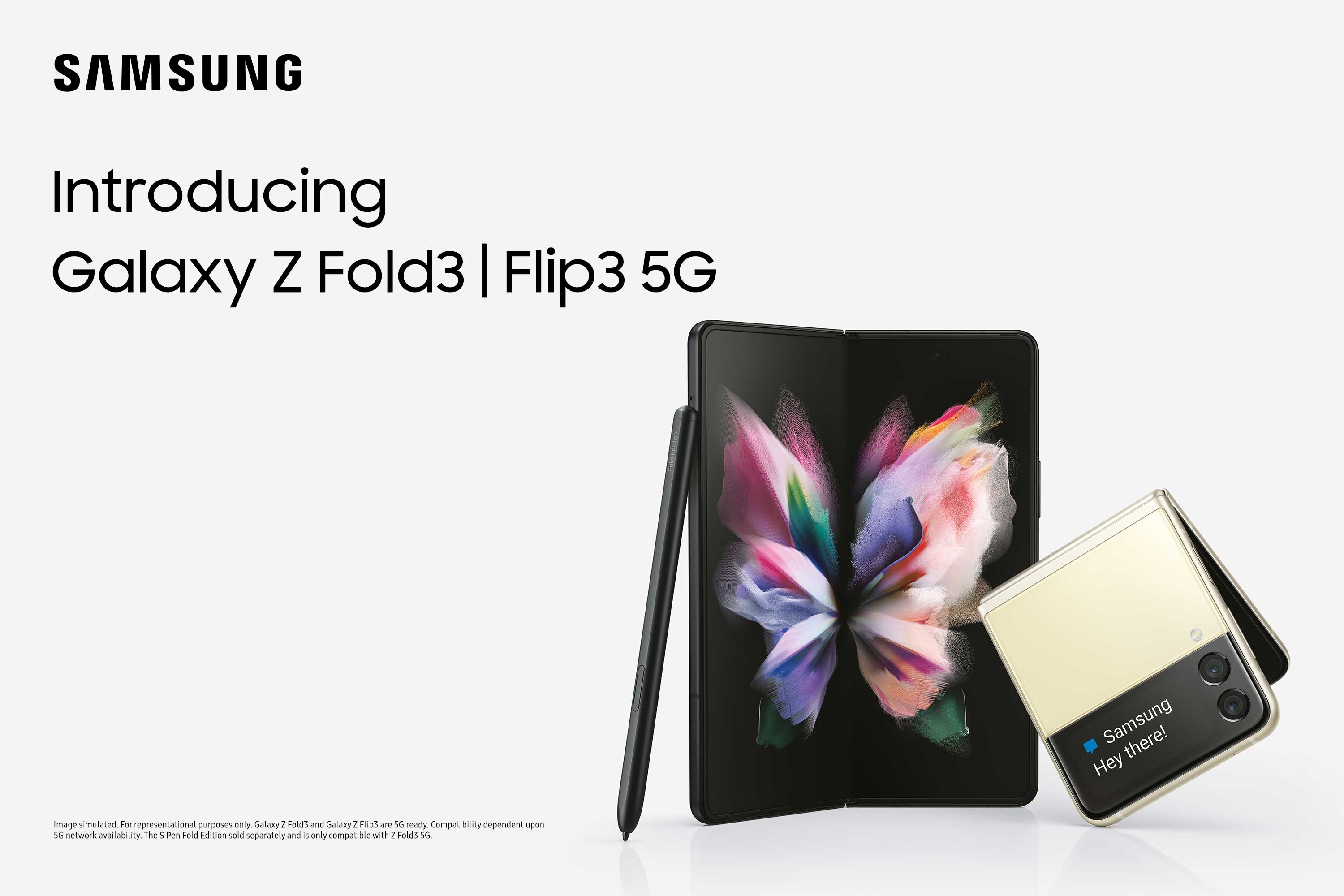 Samsung India Announces the Launch of Galaxy Z Fold3 5G, Galaxy Z Flip3 5G,  the Third Generation of Foldable Smartphones – Samsung Newsroom India