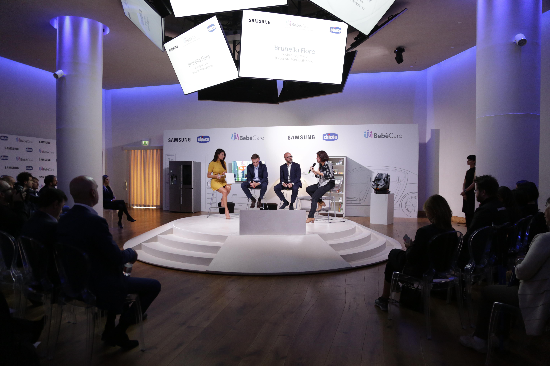 Chicco Ufficio Stampa : Samsung e chicco insieme per le famiglie: nasce bebècare u2013 samsung