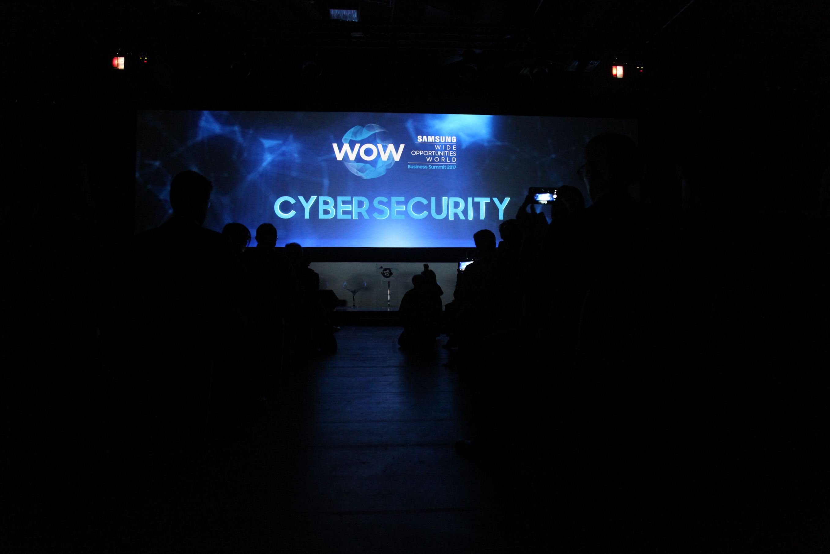 Samsung Cybersecurity Business Summit