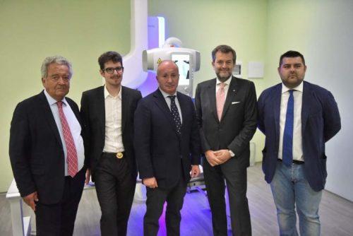 Smart Clinic Oriocenter Samsung