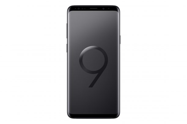 Galaxy S9Plus Front Black