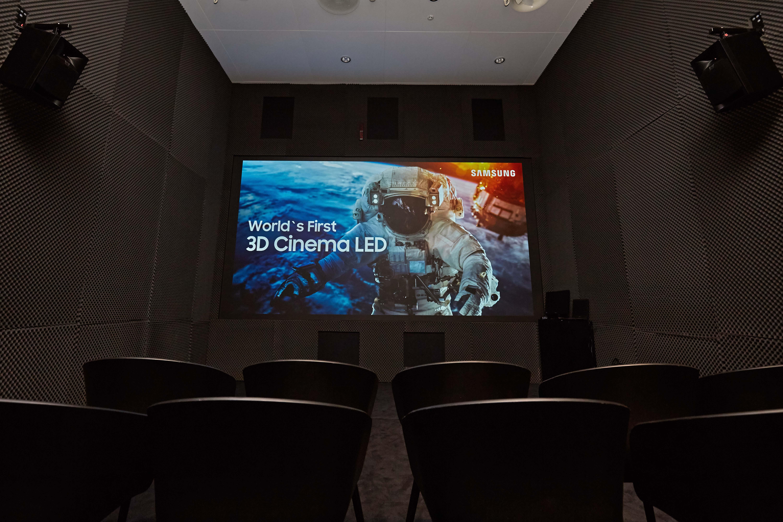 ISE 2018 Cinema Led