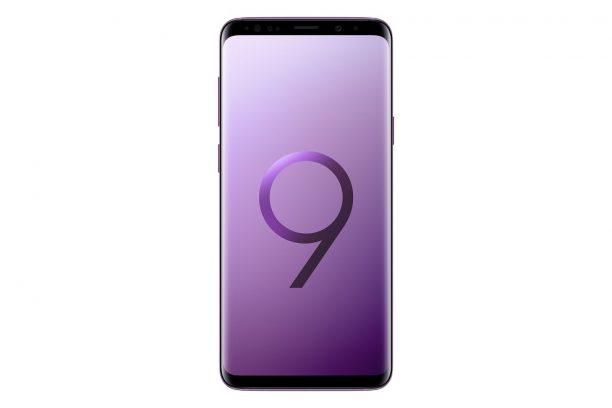 Galaxy S9 Lilac Purple