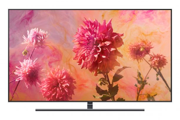 Samsung TV QLED Front