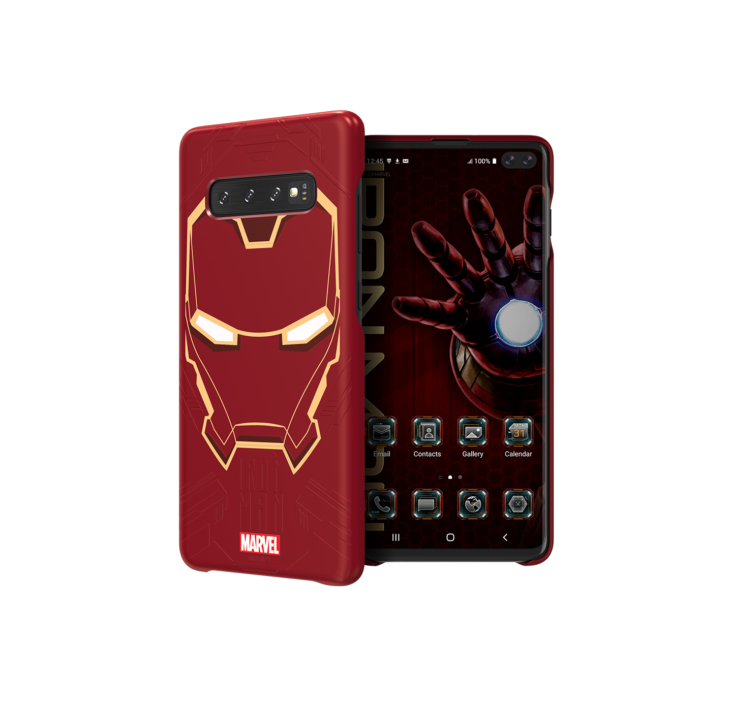 Cover Galaxy s10 Avangers