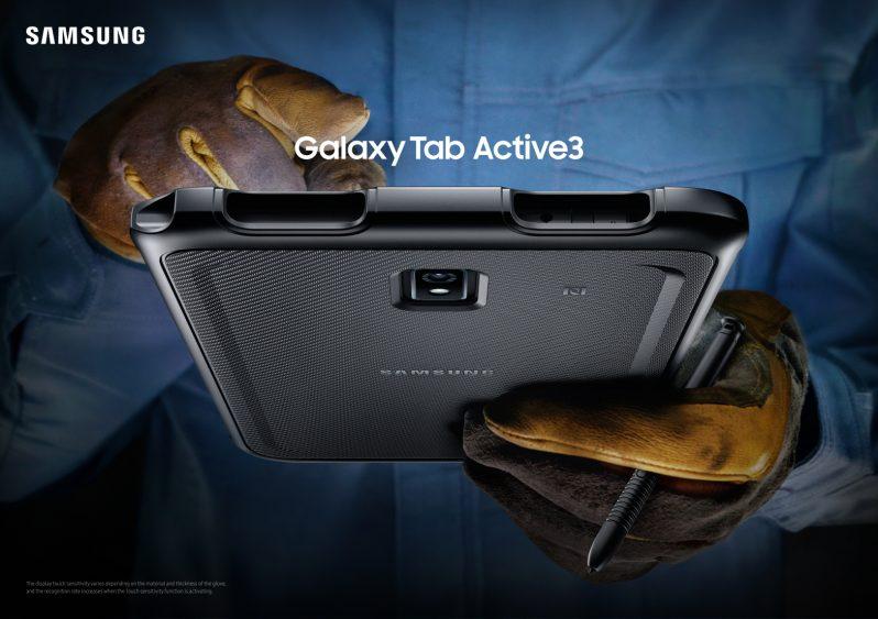 Galaxy Tab Active3 il nuovo tablet Ultra Resistente