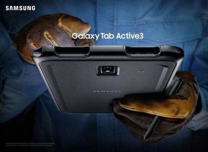Samsung представляет Galaxy Tab Active3, новый планшет для работы в экстремальных условиях – Samsung Newsroom Казахстан