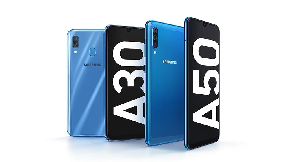 f00b89532c6 Samsung Electronics Co., Ltd. reveló hoy la nueva Serie Galaxy A, empezando  por el lanzamiento inicial de dos nuevos teléfonos inteligentes, diseñados  para ...