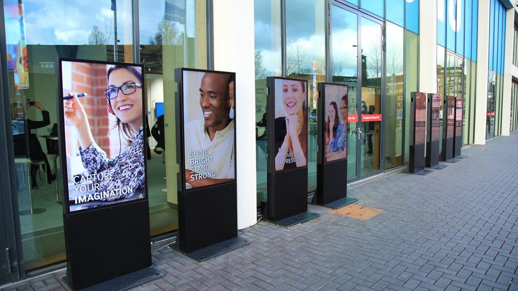 Digital Signage de Samsung: alta calidad de imagen al servicio de las empresas – Samsung Newsroom Latinoamérica