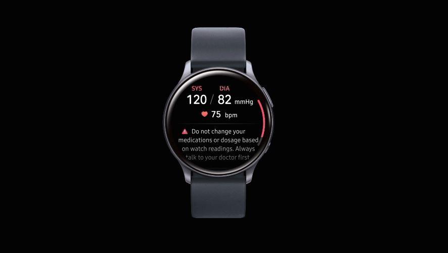 Samsung Anuncia Una Aplicación Para Monitorear Presión Arterial Con Sus Dispositivos Galaxy Watch Samsung Newsroom Latinoamérica