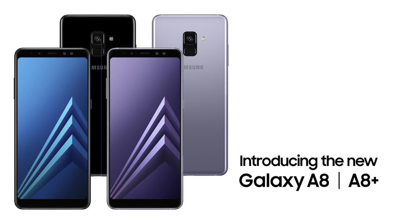 6987bf5650d Ciudad de México, 17 de enero de 2017 – Samsung Electronics presenta hoy en  México los nuevos modelos Galaxy A8 (2018) y A8+ (2018), los cuales portan  una ...