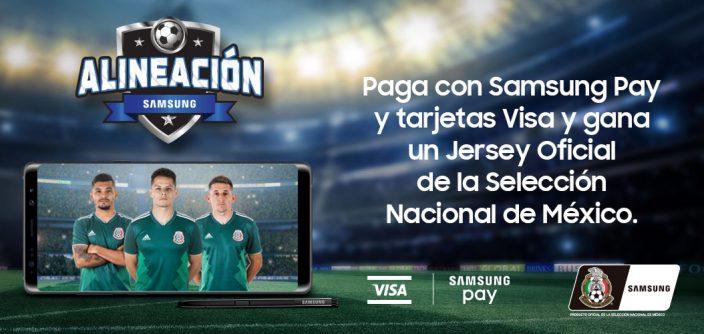 Samsung Pay obsequia el Jersey oficial de la Selección Nacional de ... c2b3622f5de70