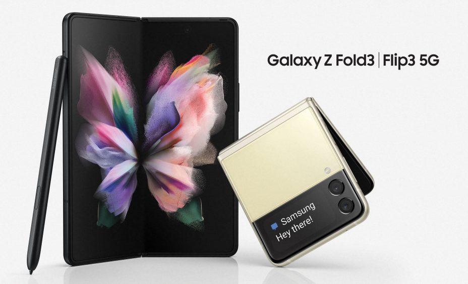 Samsung presenta sus nuevos smartphones plegables: Galaxy Z Fold3 5G y Galaxy Z Flip3 5G