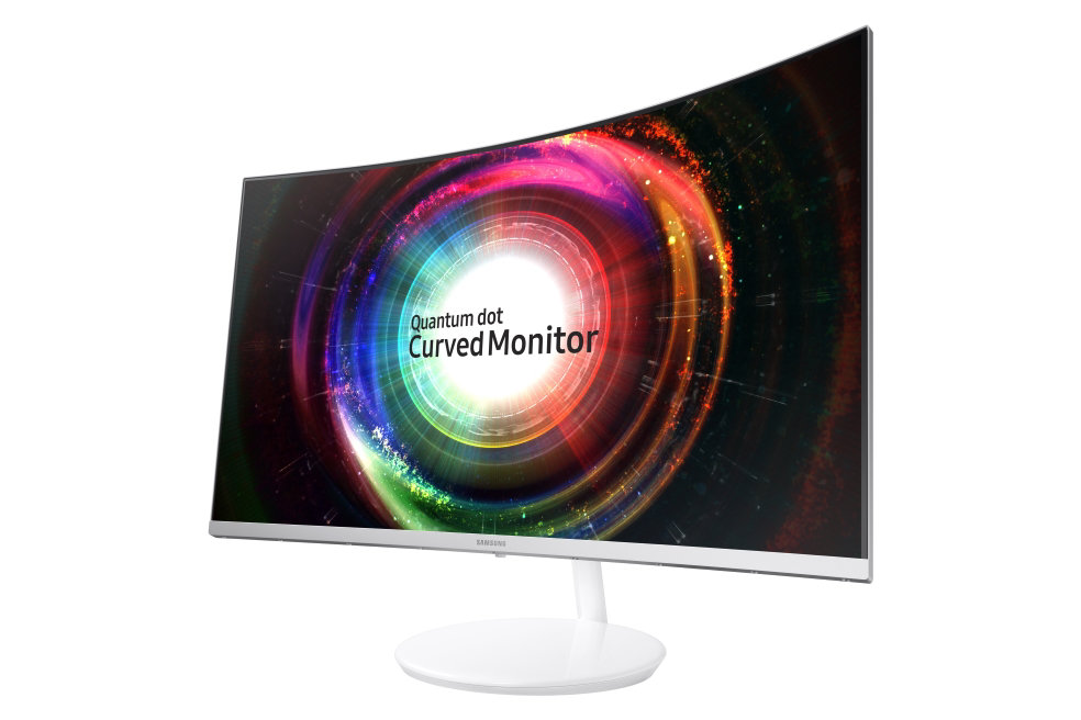 Samsung Electronics Introduces New Quantum Dot Curved Monitor at the 2017 Samsung Southeast Asia and Oceania Forum