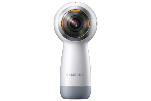 Samsung's New Gear 360 Introduces True 4K Video and 360-Degree Content Capture