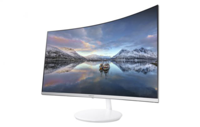 Samsung to Introduce New Quantum Dot Curved Monitor at CES 2017