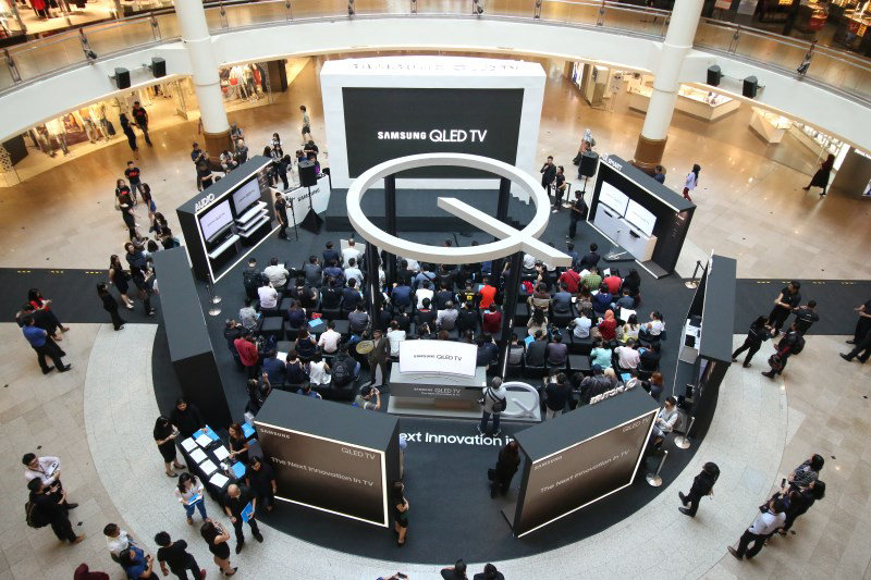 Malaysia Welcomes the Next Innovation in TV: Samsung's New QLED TV