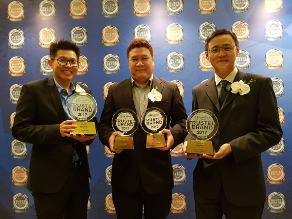 Samsung Clinches Four Awards at Readers Digest