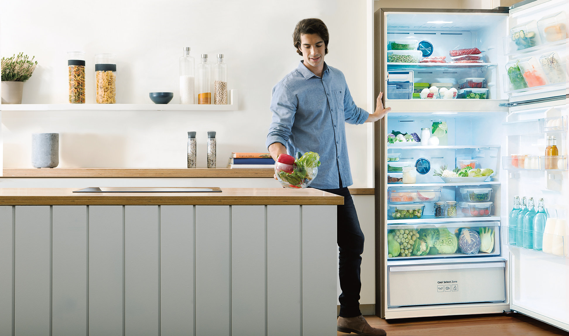Samsung zeros in on food wastage and offers an innovative solution to reduce it