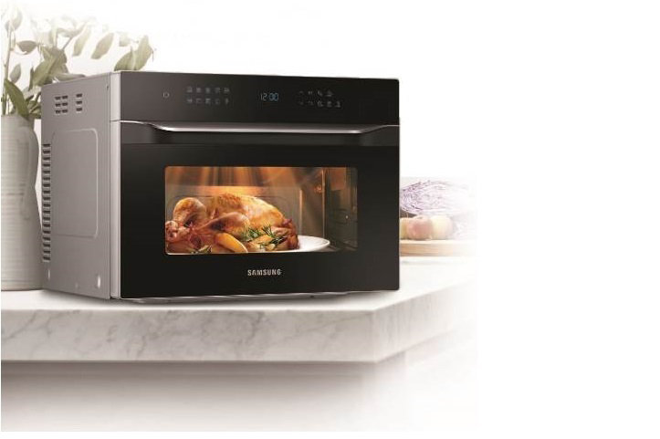 Live Smart with Samsung's Home Appliances