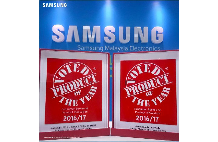 Thank You for Choosing Samsung!