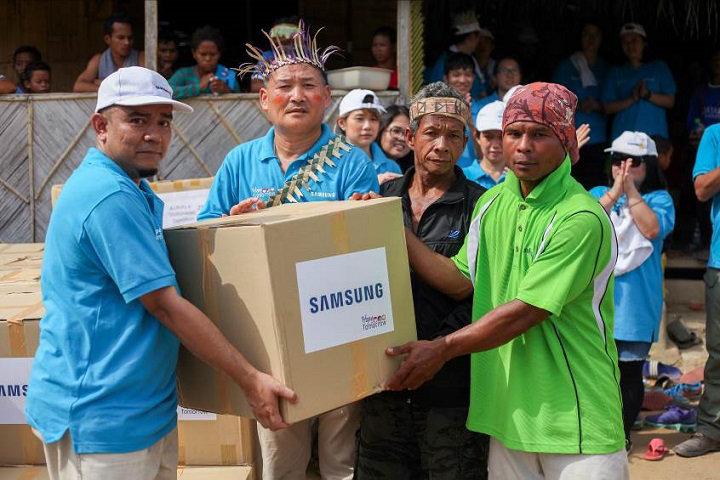 Samsung's Nanum Village Brings Hope for Tomorrow