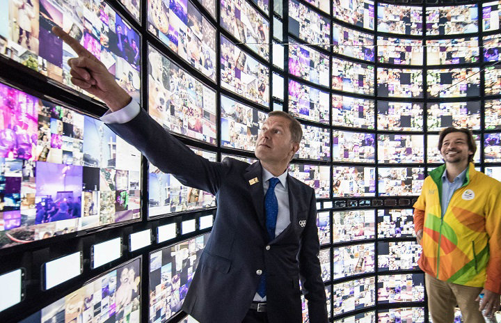 Samsung Opens Doors to the Galaxy Studio in Olympic Park for the Rio 2016 Olympic Games