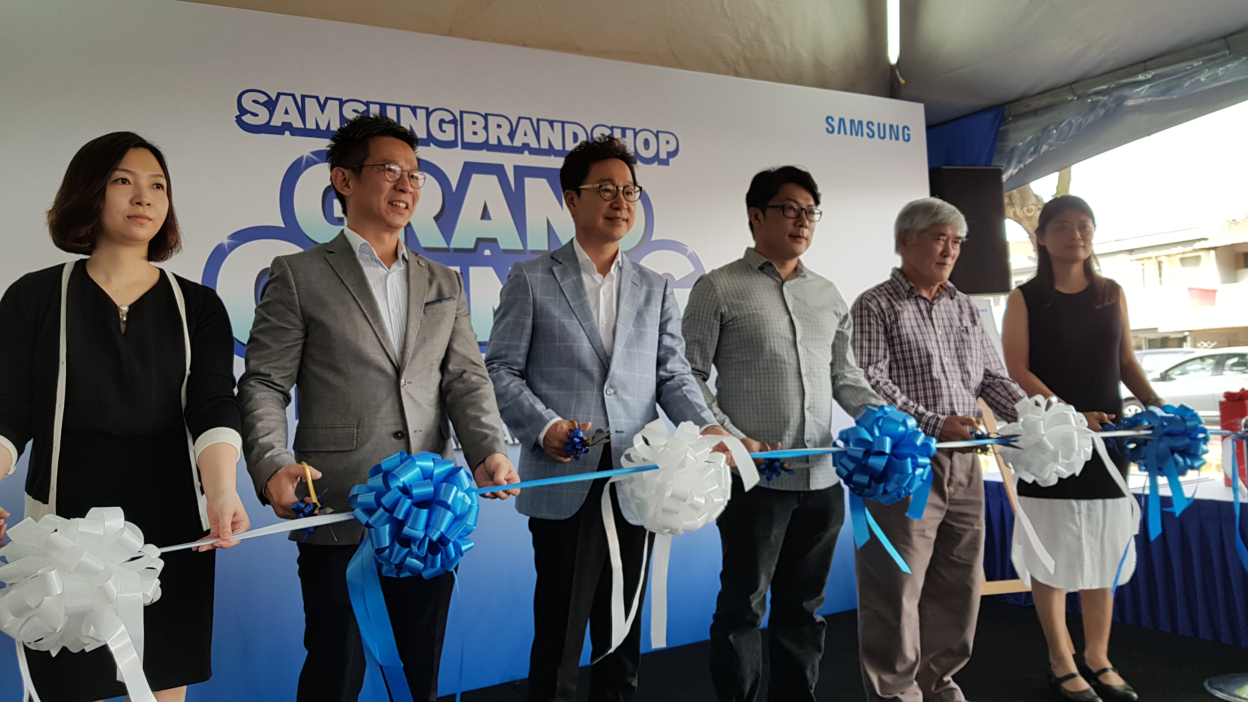 Samsung Opens Brand Shop in SS2 to Serve PJ Residents