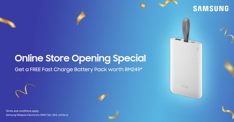 Samsung Online Store Is Now Officially Open! – Samsung