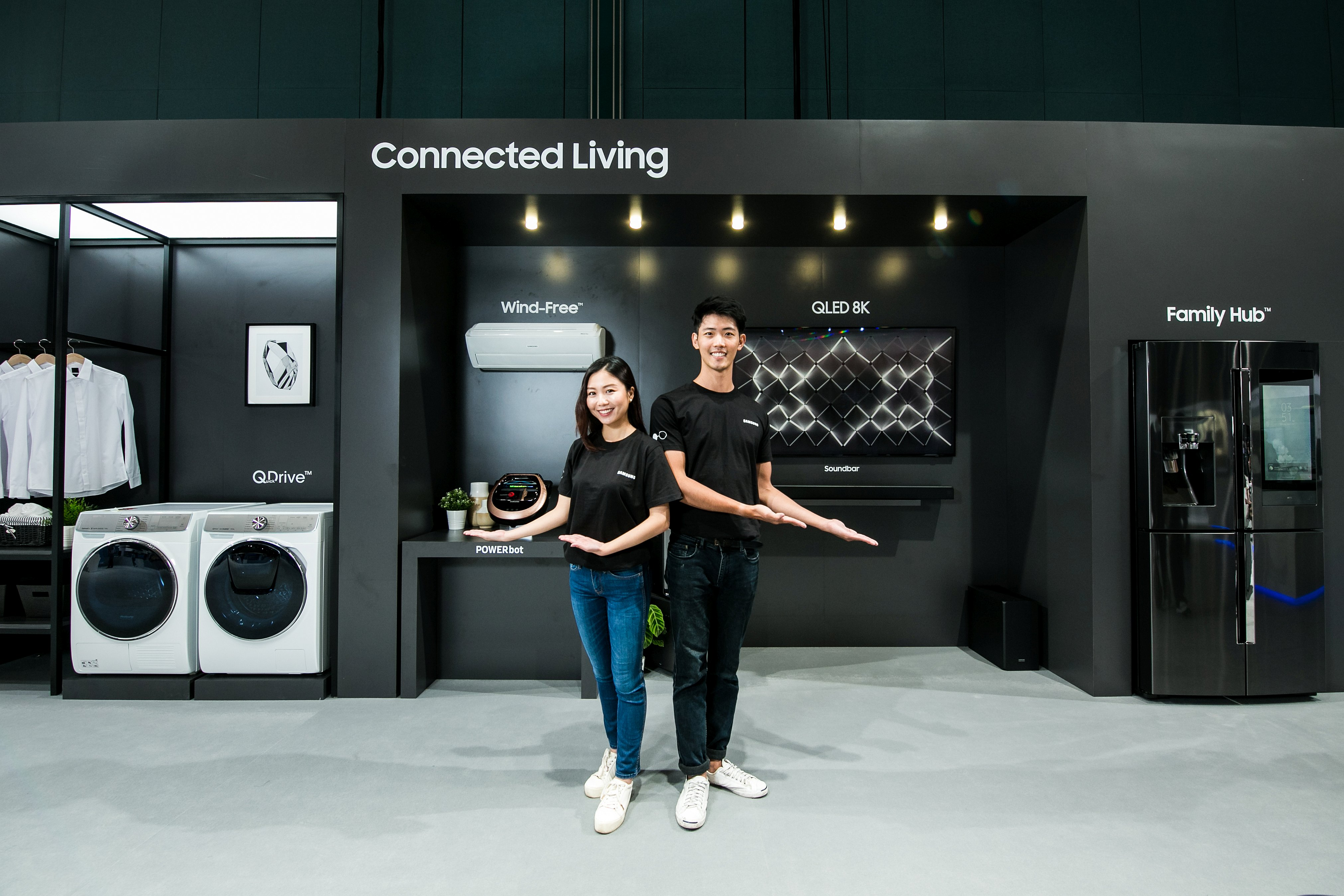 Samsung Showcases New Products Enabling Next Level