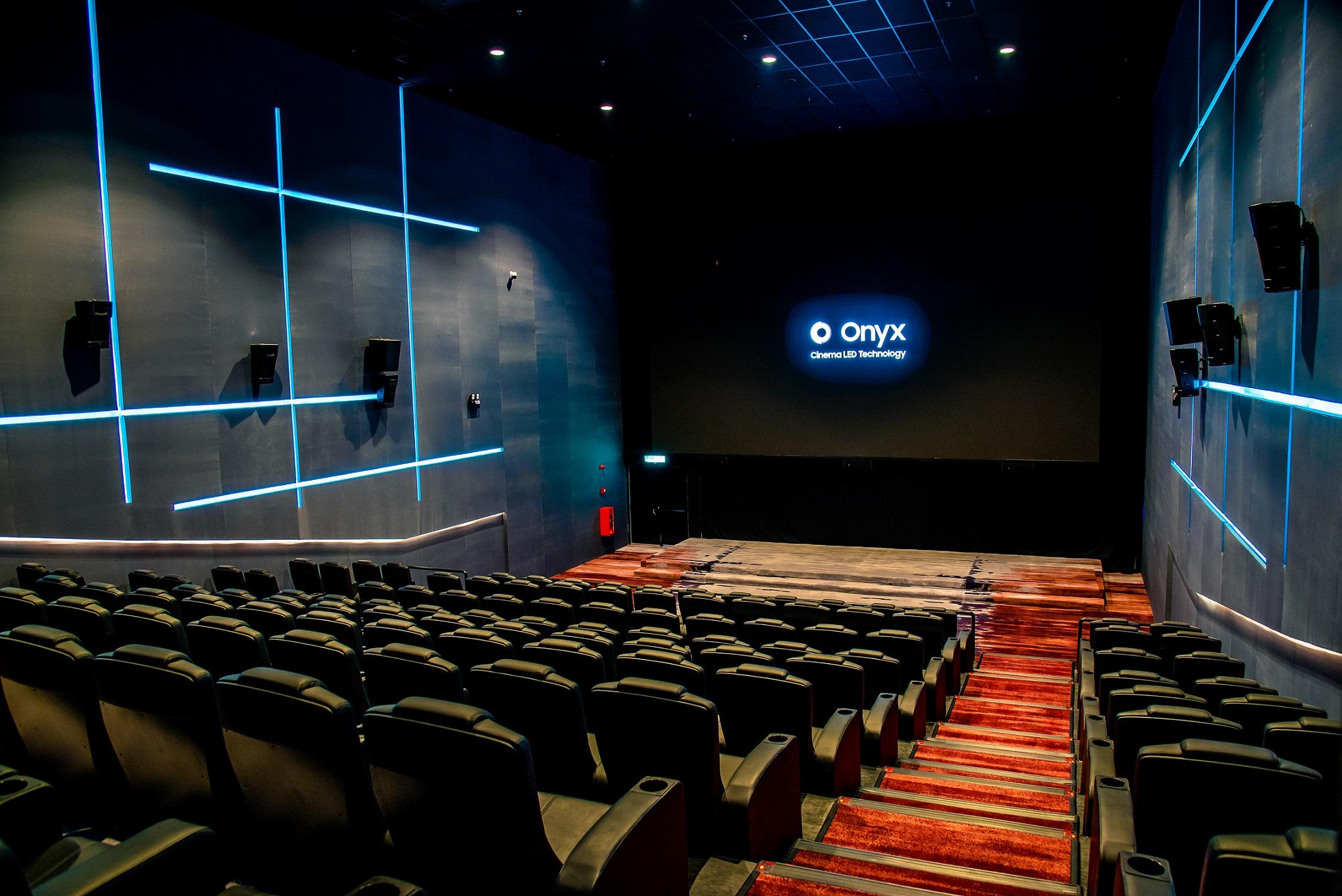 Press Release Mbo Cinemas Introduces Samsung Onyx Cinema Led