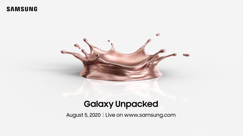 Invitation] Samsung Galaxy Unpacked 2020 – Samsung Newsroom Malaysia