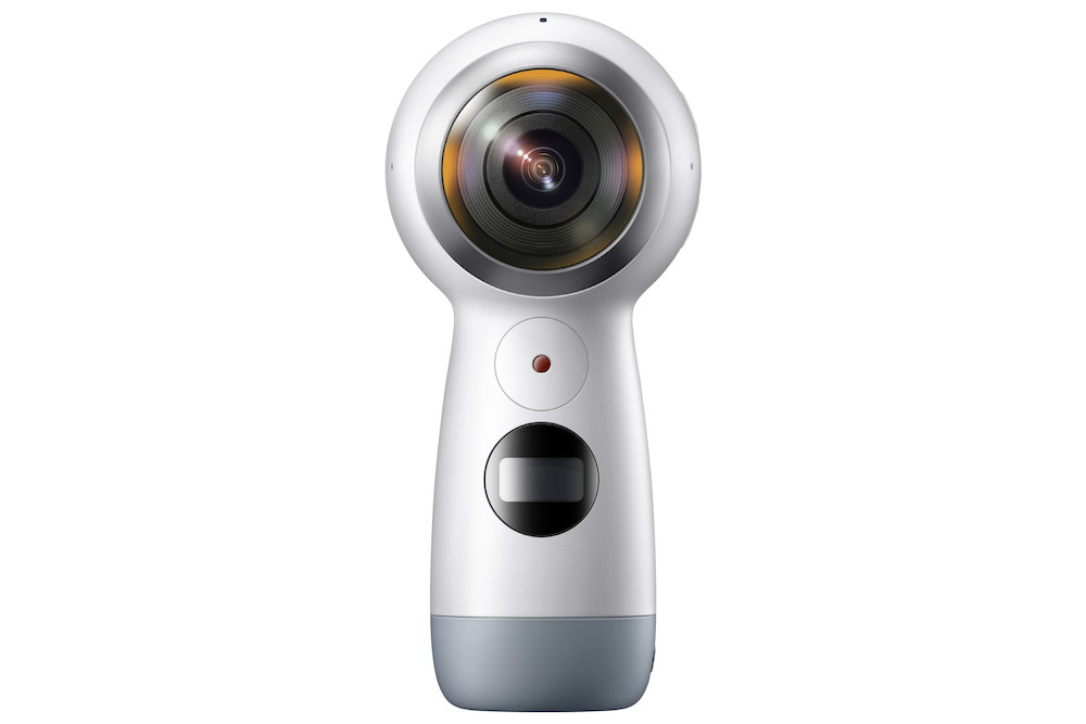 Samsungs nieuwe Gear 360 biedt 4K video en livestreams in 360°