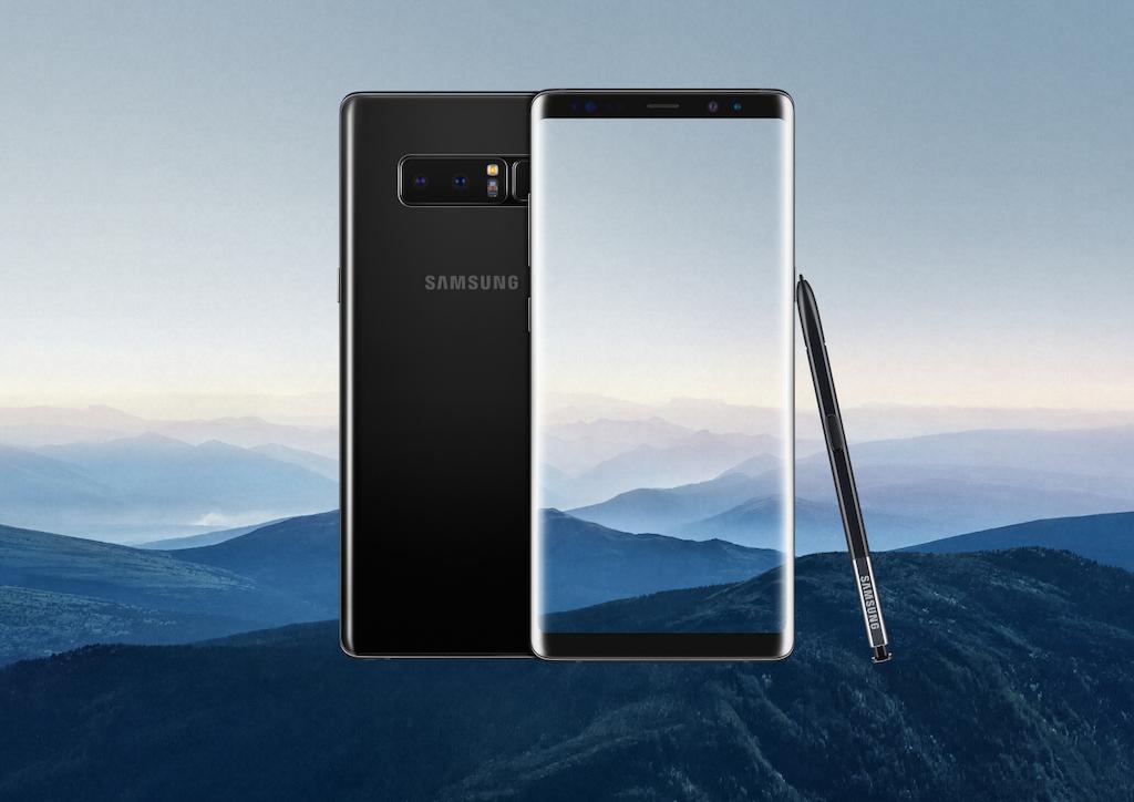 Doe grotere dingen met de Samsung Galaxy Note8