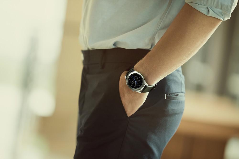 Samsung wearables geschikt voor gebruik met iOS