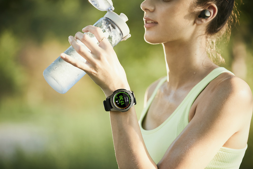 Under Armour fitness apps beschikbaar op Samsung wearables