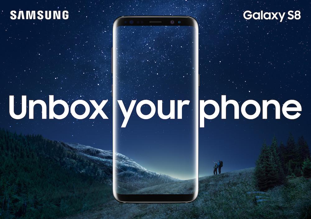 Ontdek nieuwe mogelijkheden met de Samsung Galaxy S8 en Galaxy S8+: smartphones zonder grenzen