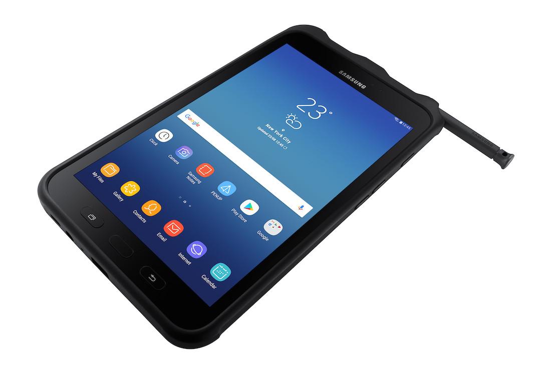 Samsung bevordert de mobiliteit van medewerkers wereldwijd met robuuste Galaxy Tab Active2