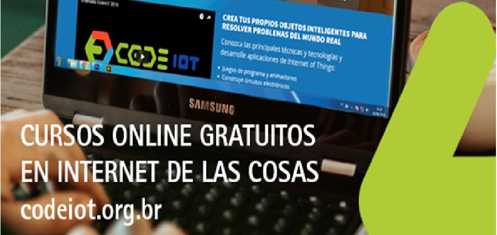 Cursos Online Gratis Aprende Sobre Internet De Las Cosas Electronica Desarrollo De Apps Y Mucho Mas Samsung Newsroom Peru